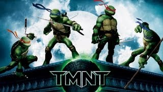 TMNT (Teenage Mutant Ninja Turtles) PC Gameplay [HD]