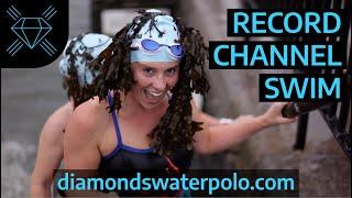 Diamonds Waterpolo – North Channel Swim, 2016
