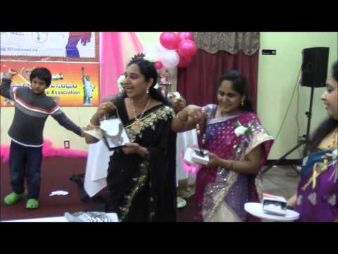 Games for mothers and kids at Mothers Day by TATA in Nandini on May 10th 2015