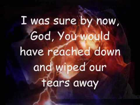 Praise you in this storm with lyrics - Casting Crowns