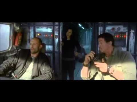 The Expendables 2 Deleted Scenes