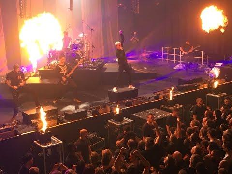 Parkway Drive -- Destroyer [Live @ Berlin, Columbia Halle, 24.01.2016]