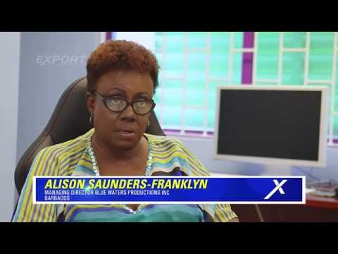 Blue Waters Productions - Caribbean Export Success Story