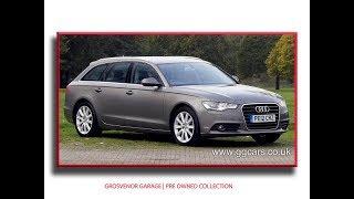 Audi A6 Avant 3 0 TDI SE Multitronic 5dr PE12CRZ Website Trailer