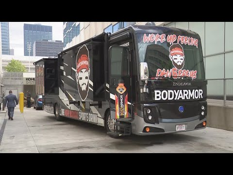 Baker Mayfield Gets RV Upgrade For Sophomore Season With Browns