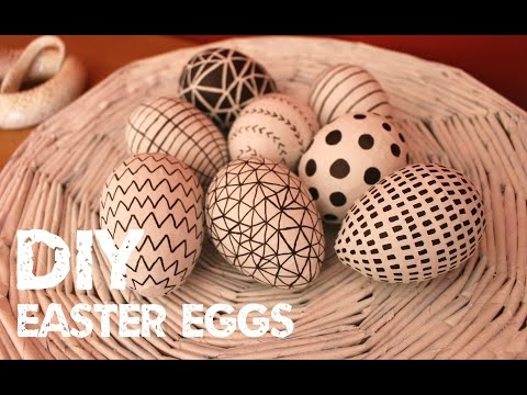 DIY - Easter Eggs