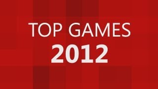 ► The Best Video Games Of 2012