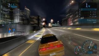 Катаем в Need for speed Undergraund