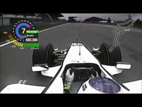 1990-2012 Formula 1 Onboard Engines Evolution