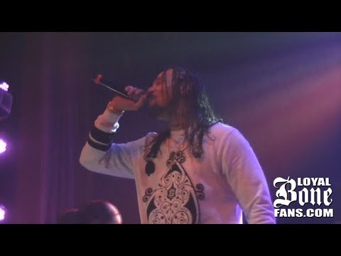 "Bizzy Bone - ""Nobody Can Stop Me"" Live in Dallas, TX 