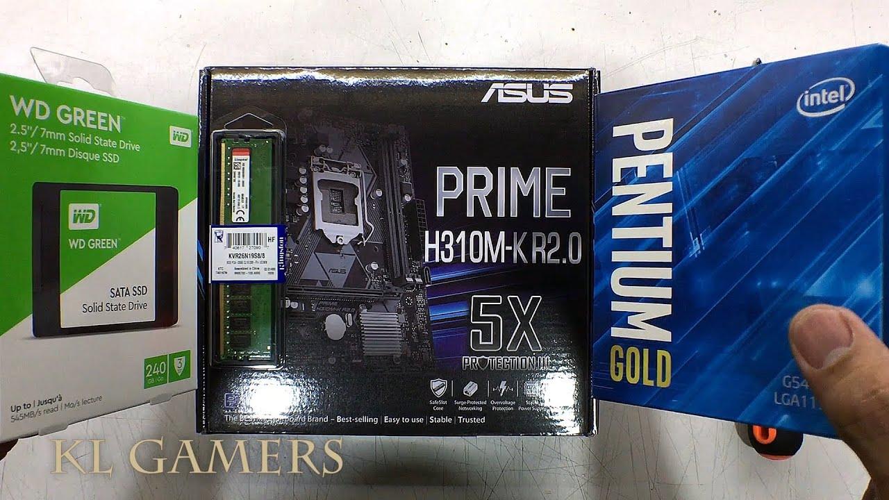 Máy Tính Chơi GAME - PC Văn Phòng G520 Giá Rẻ