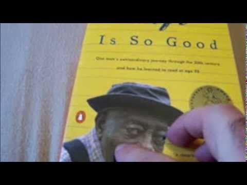 The Readers Corner: Life Is So Good