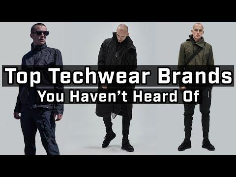 Top 5 Alternative Techwear Brands