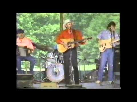Jimmy C Newman - Down on the bayou