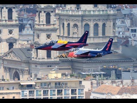 Red Bull Air Race Budapest 2017.07.01-02. / 4K video