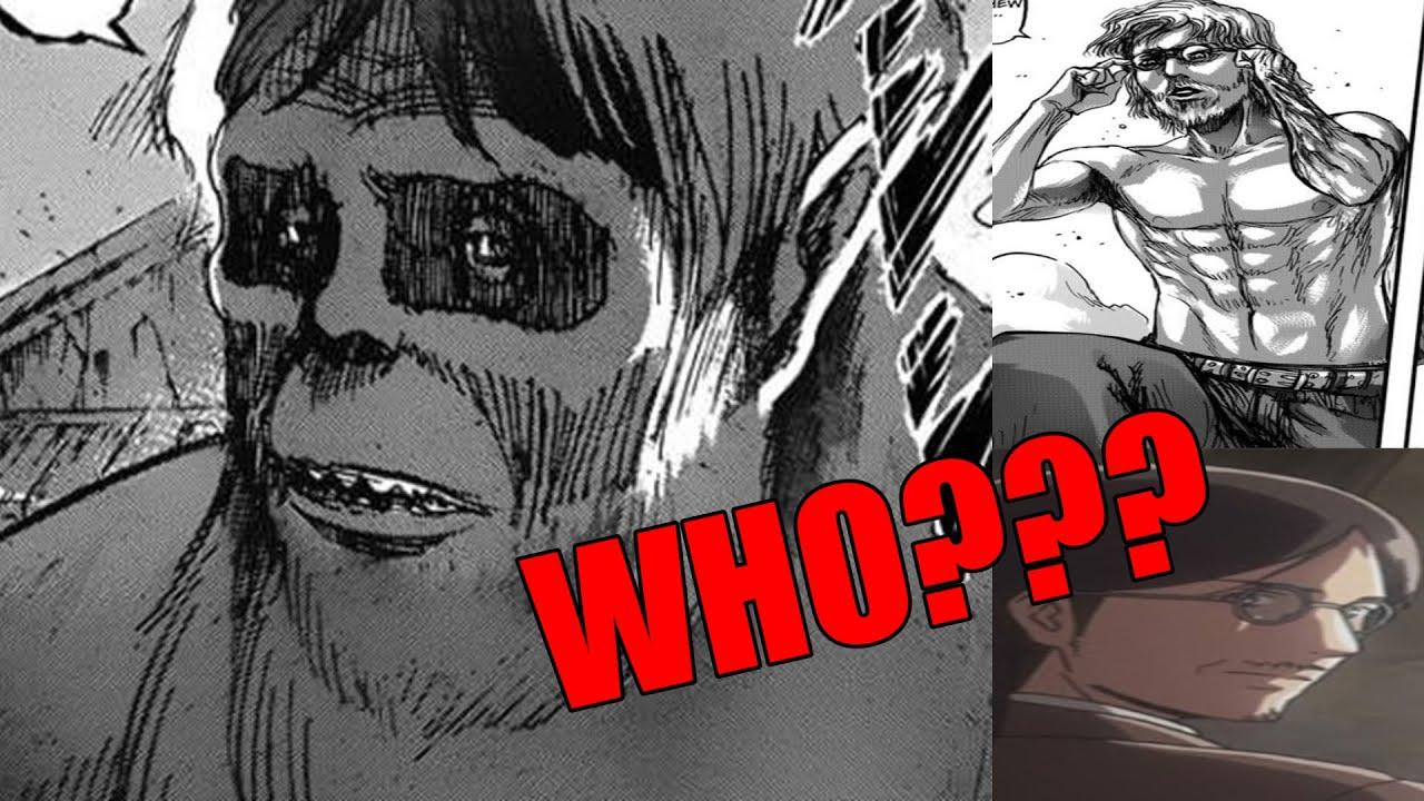 Who Is The Ape Titan? - Attack on Titan/Shingeki No Kyojin ...