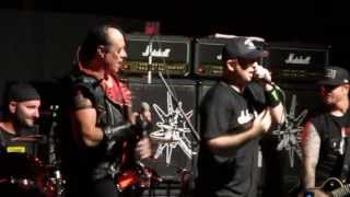 "Hatebreed ""Hatebreeders"" with ""Jerry Only"" live Starland Ballroom 9-15-2013"