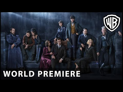 Fantastic Beasts: The Crimes of Grindelwald - World Premiere in Paris