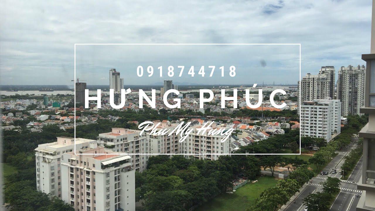 Căn hộ HƯNG PHÚC | 97M2 | 3PN | Phú Mỹ Hưng