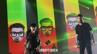 แบกไม่ไหว - URBOYTJ & Lazyloxy LIVE @ THAITANIUM UNBREAKABLE Concert 12.10.2018