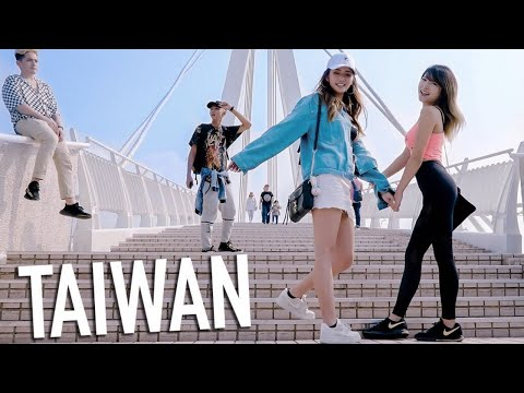 GIRLFRIEND'S BIRTHDAY TRIP - TAIWAN
