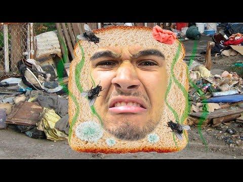 O PÃO MAIS SUJO DE TODOS!! - I am Bread #3 🍞🍞🍞
