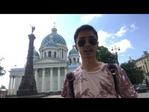 Mini trip Saint Petersburg