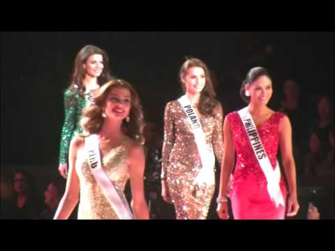 Adam Mears Top 15  For Miss Universe 2015