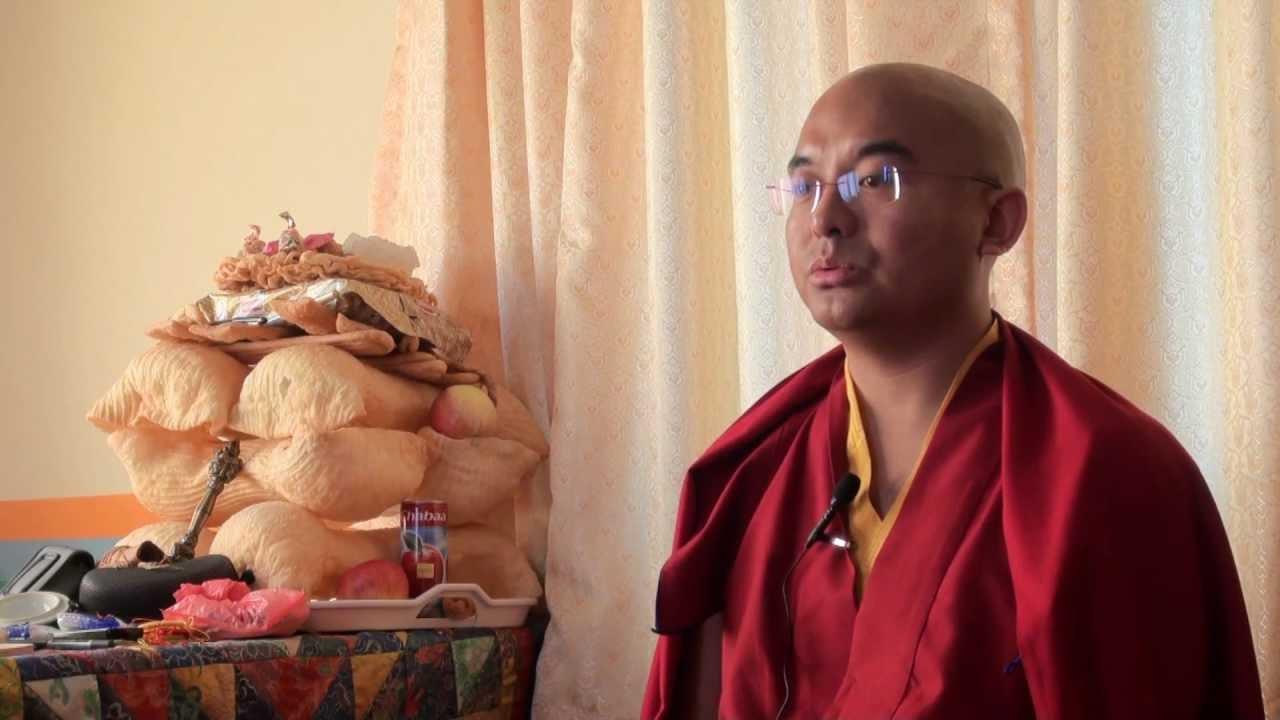 明就仁波切親誦百字明咒 Vajrasattva mantra of 100 syllables chanted by Mingyur Rinpoche