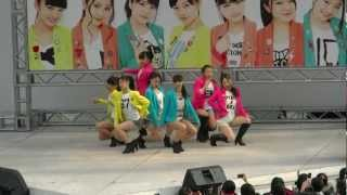in the middle オープニングダンス fairies ラゾーナ川崎 2012 4 7 15 30