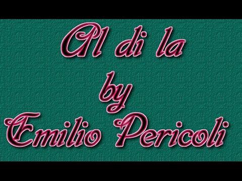 Al di la by Emilio Pericoli