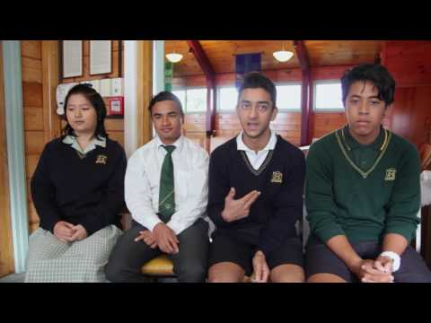 From stranger to family - St Peter's College in Palmerston North