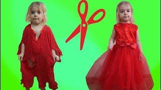 Bogdan a suparat-o pe Anabella | Ce s-a intamplat cu Anabella? Anabella  Pretend Play Dress Up