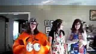 Me and my friends dancing to SOS