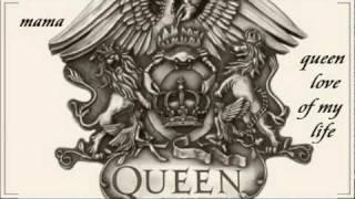 Video Queen - Mama - Queen  love of my life download MP3, 3GP, MP4, WEBM, AVI, FLV Juli 2018