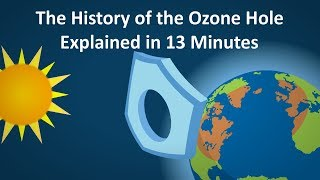 How we Solved the Problem with the Ozone Hole?
