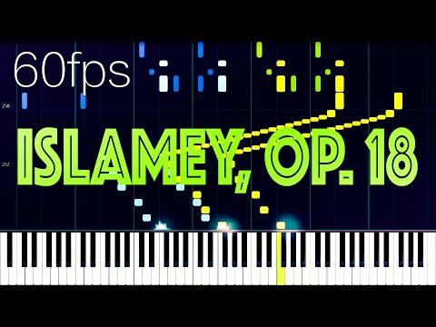 Islamey, Op. 18 // BALAKIREV