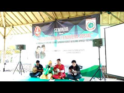 Pementasan Bakelong oleh HPMSB YOGYAKARTA 2016