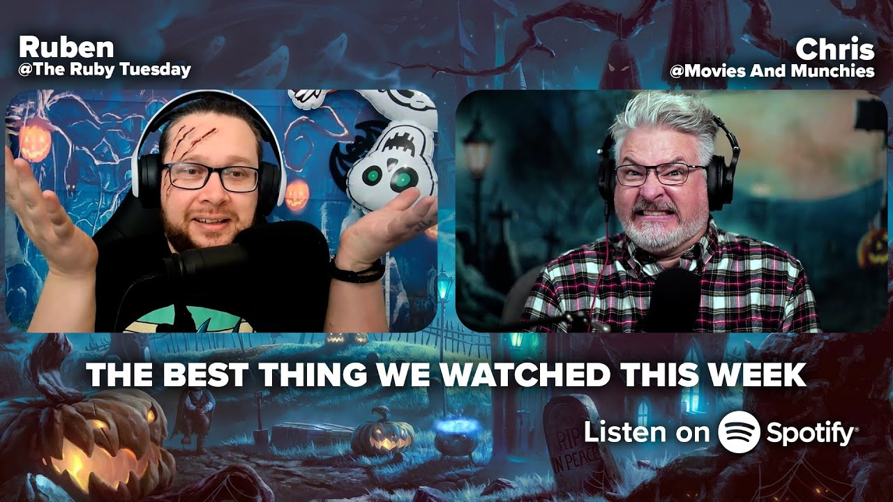 Top 5 Animal Horror Movies - The Best Thing We Watched This Week w/ @The Ruby Tuesday