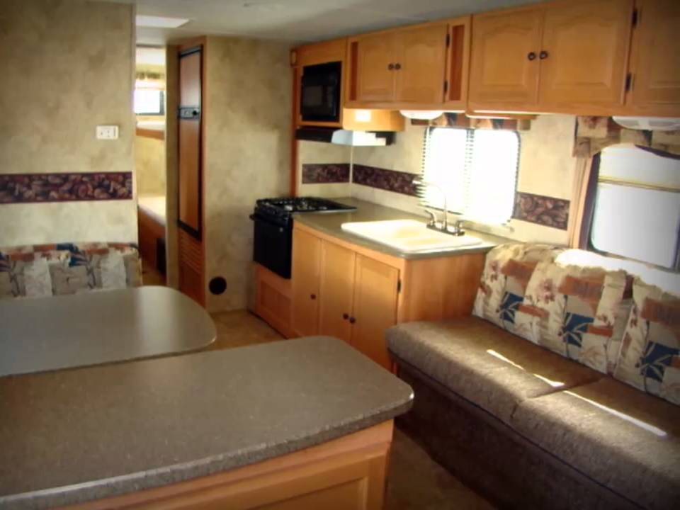 travel trailer cabinets