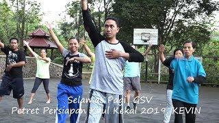Goyang Kaka Endah - GSV PRIGEN. Retret Persiapan Kaul Kekal, Keluarga Vinsensian, KEVIN, 2019