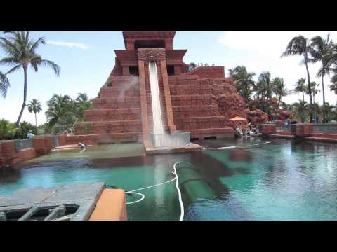 Paradise Island - Bahamas | The Beautiful Atlantis (Vacation