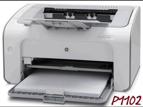 Обзор хорошего лазерного принтера HP Laser Jet P1102, не из Китая в этот раз!
