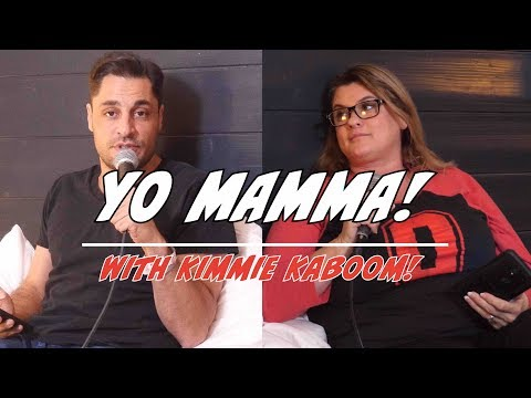 PSAP Bonus: Yo Mamma WIth Kimmie Kaboom from YouTube · Duration:  2 minutes 53 seconds