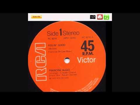 FRANCINE McGEE  DELIRIUM 12' SINGLE 1978