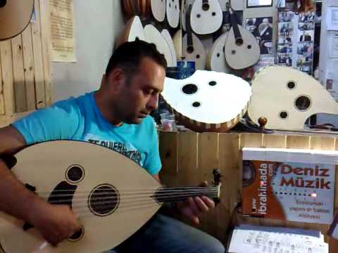 My new ouds- 2 - Luthier İbrahim Ada