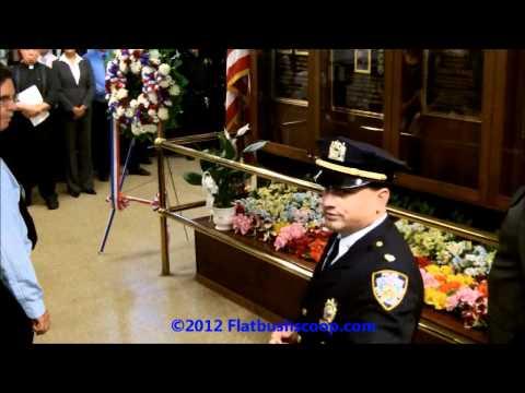 Memorial At 70 Pct For Detectives Luke Fallon & John Finnegan 51812