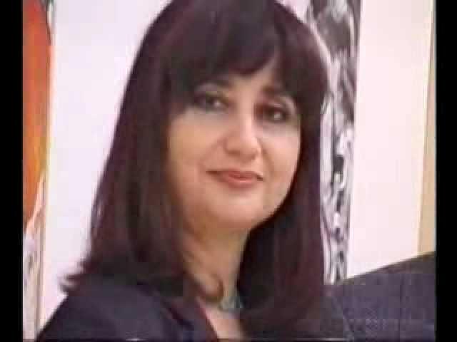 האמנית אילנה רביב במוזיאון וילפריד ישראל לאמנות - 1