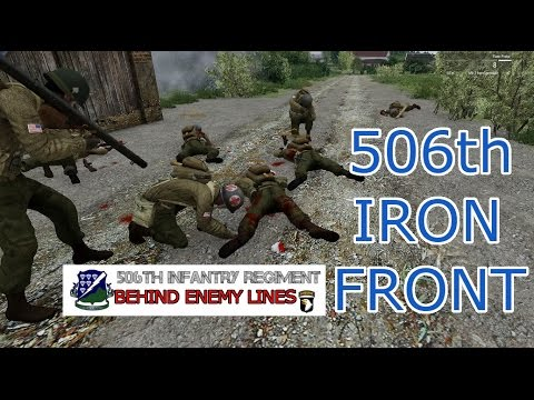 The 506th meet Iron Front as I Zeus: Behind Enemy Lines (Ft: Jester814 and Wargames_Inc)
