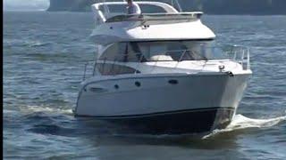 Testy łodzi Meridian Yachts 391 Sedan, OceanMaster 670 cabin